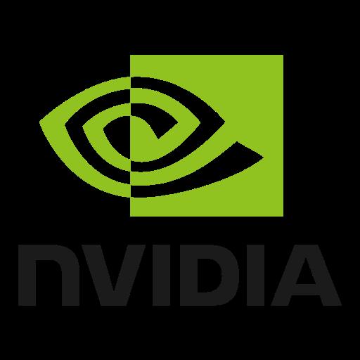 Иконка логотип nvidia - логотип, лого, nvidia