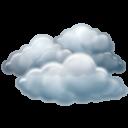 Иконка облака - погода, облака