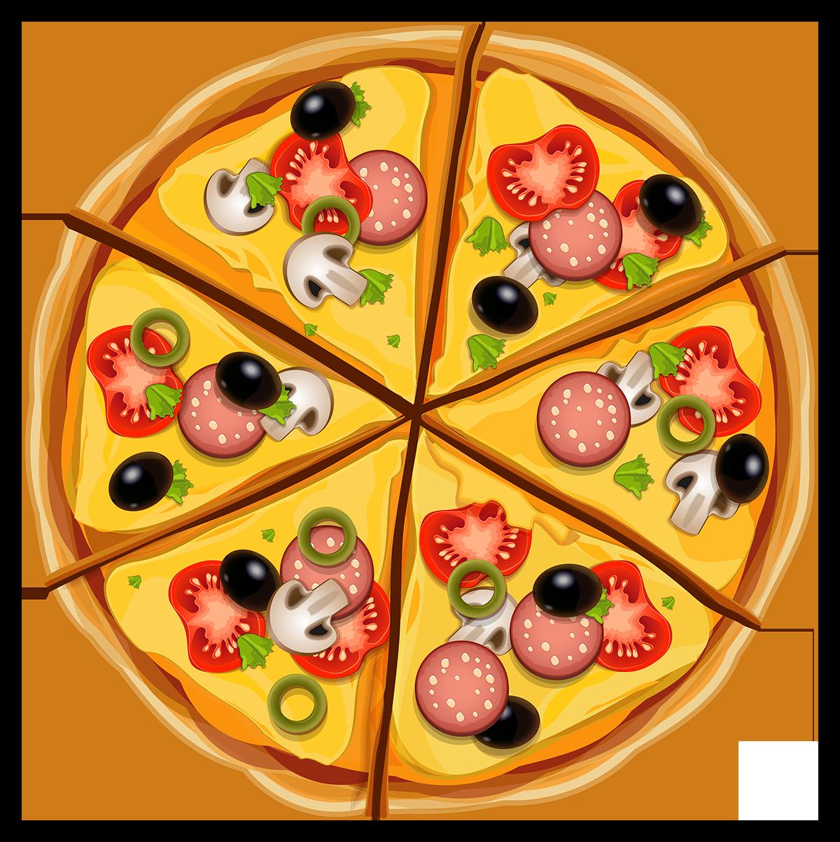 Пицца png - фастфуд, пицца