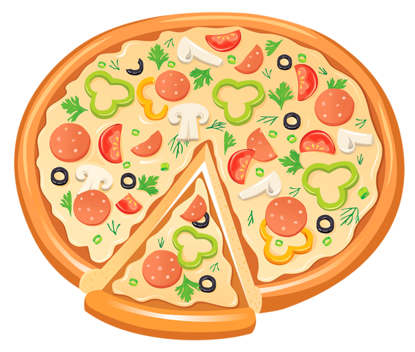 Пицца - пицца, еда
