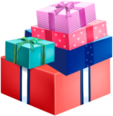 Подарочные коробки png