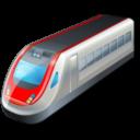 Иконка поезд
