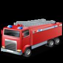 Иконка пожарная м...