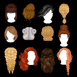 Женские прически - прически, волосы