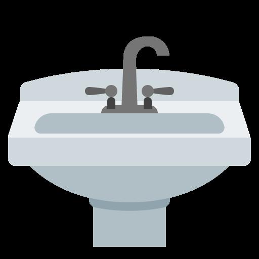 Иконка раковина / умывальник - умывальник, сантехника, раковина