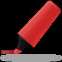 Иконка красный маркер