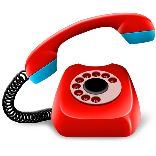 Иконка телефон - телефон, связь