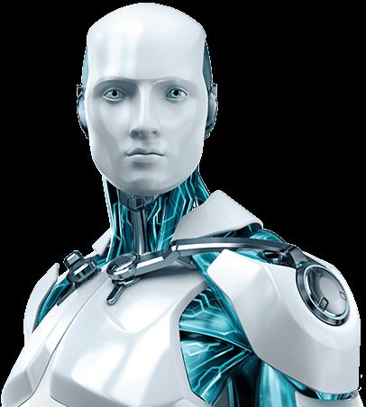 Робот eset (nod32) - робот, антивирус