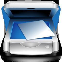 Иконка сканер - сканер, оргтехника
