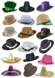 Шляпы - шляпы, одежда