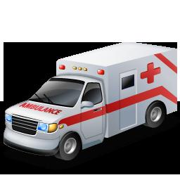 Иконка скорая помощь - скорая, медицина, автомобили, авто