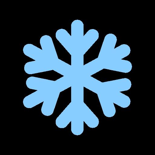 Иконка снежинка - снежинка, новый год, зима