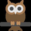 Иконка совы с письмом - сова, письмо, Гарри Поттер