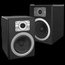 Иконка колонки - музыка, колонки, аудиотехника