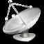 Иконка спутниковая антенна