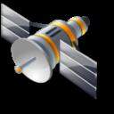 Иконка спутник - спутник