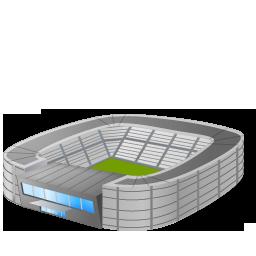 Иконка стадион - стадион, здание