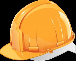 Строительная каска - стройка, строительство