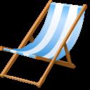 Иконка пляжный ст...