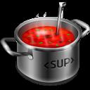 Иконка суп - суп, борщ
