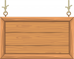 Деревянная табличка, вывеска - табличка, дерево, вывеска