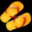Иконка пляжные тапочки