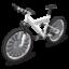 Иконка велосипед