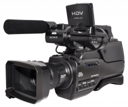 Видеокамера SONY - техника, камера, видеокамера