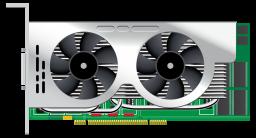 Видеокарта - компьютер, комплектующие, видеокарта