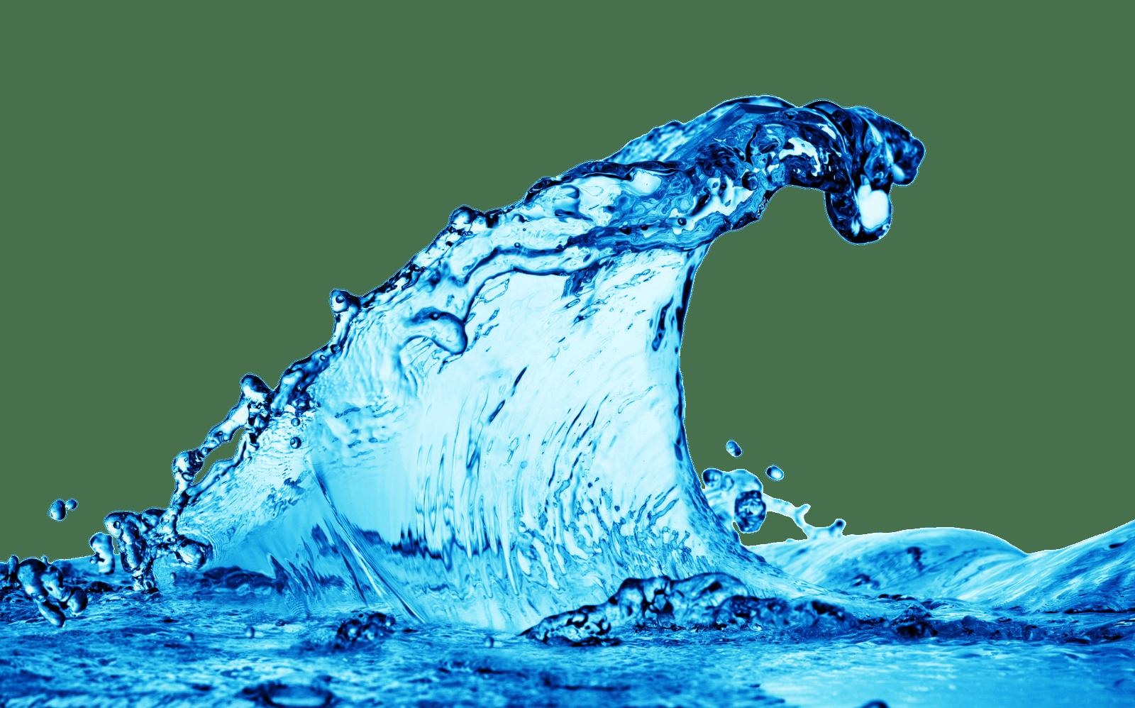 Вода - вода, брызги
