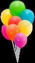 Воздушные шары png