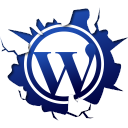 Иконка wordpress - wordpress, cms