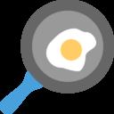 Иконка яичница