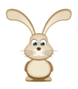 Иконка заяц -