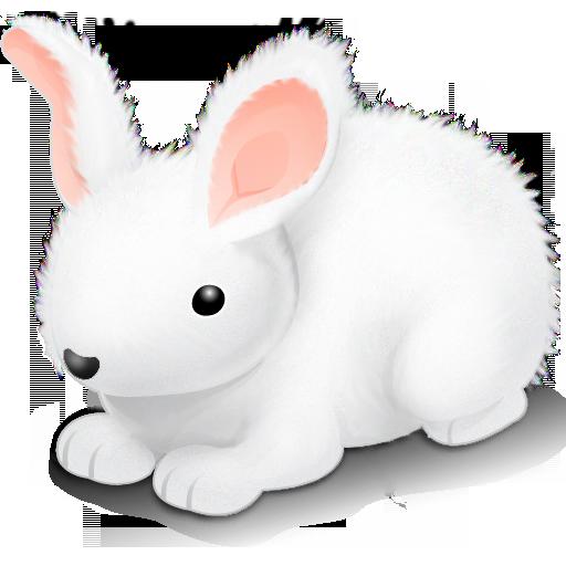 Иконка кролик - кролик, заяц