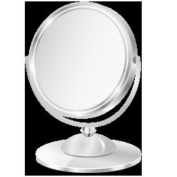 Иконка зеркало - красота, косметика