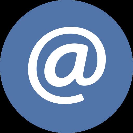 Значок электронной почты -