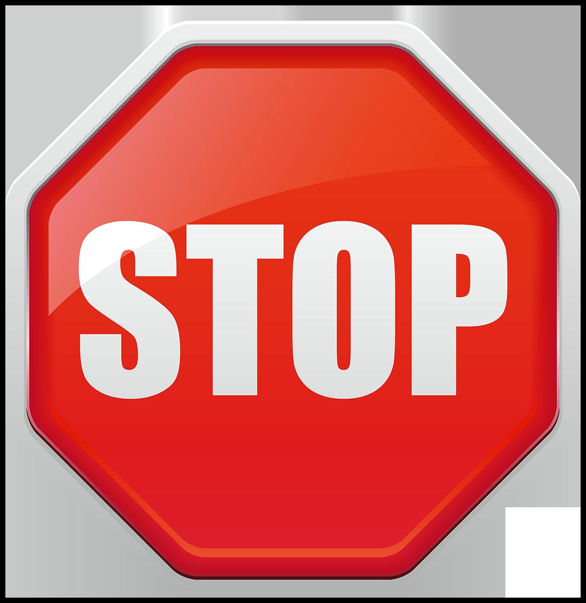 Знак стоп - стоп, знаки, дорожный знак