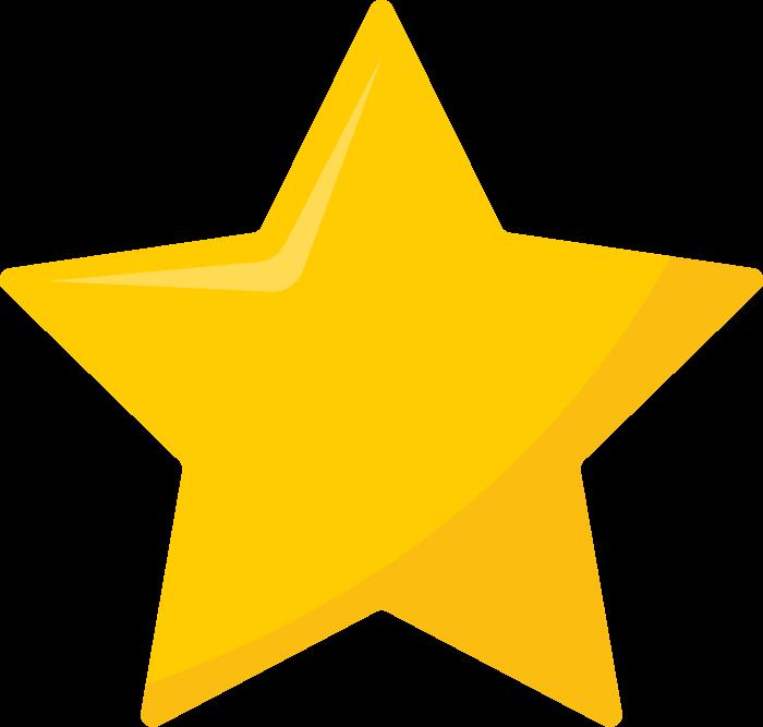 Звезда без фона - избранное, звезда